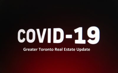 Covid-19 and the Greater Toronto Real Estate Market