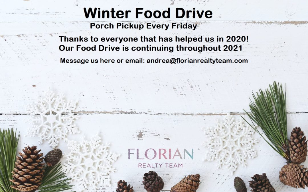 Winter Food Drive 2021