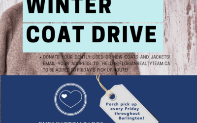 Winter Coat Drive – Can You Help?